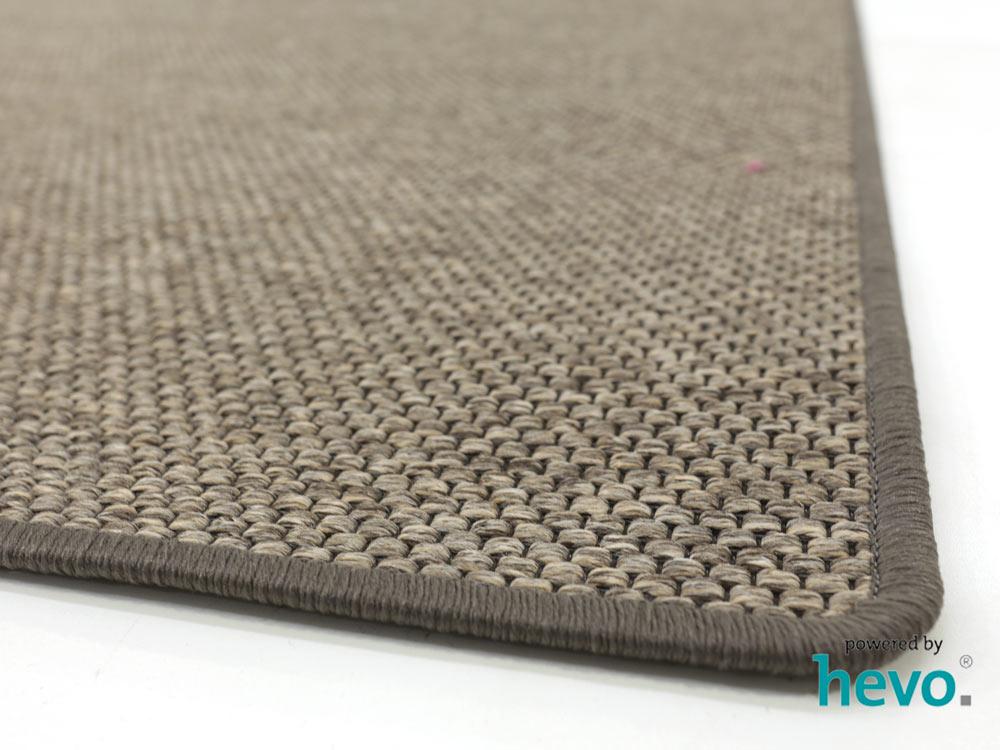 Ben braun Kettel Teppich Dänisches Flachgewebe 200×200 cm