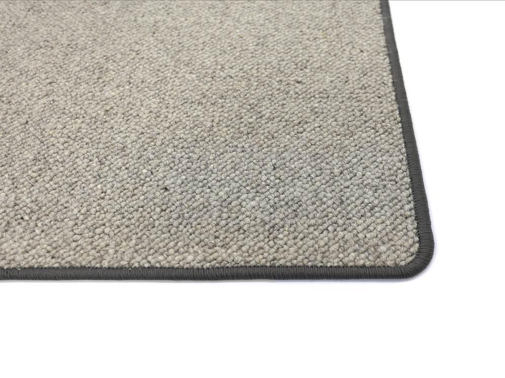 Afrika Grau Hevo Teppich Teppichlaufer 100x450 Cm 100 Wolle Ebay