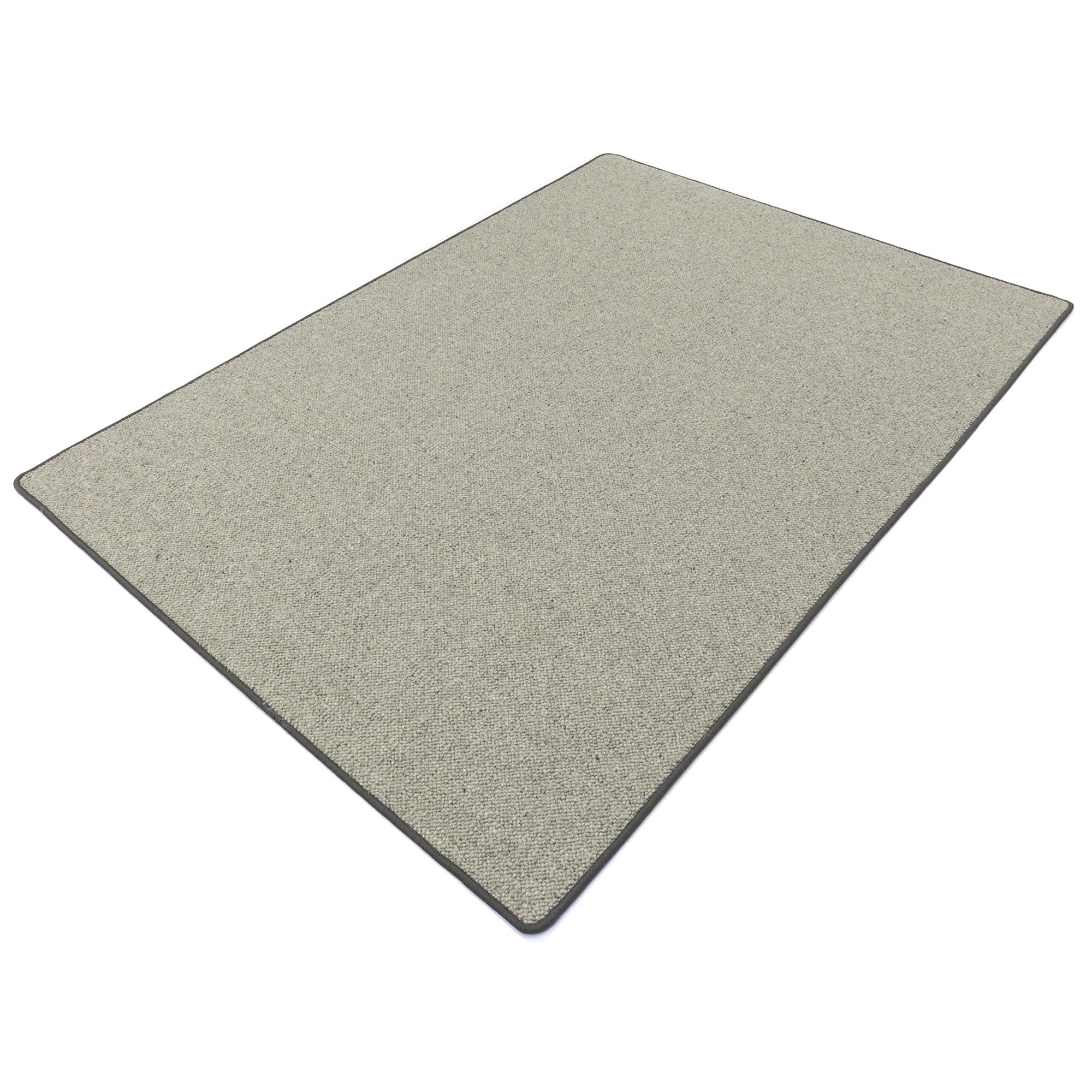 Teppich hellgrau wolle  Corfu Berber HEVO ® Kettel Teppich 300x400 cm XXL 100% Wolle