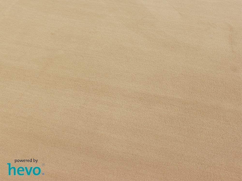 Romeo beige HEVO ® Velours Kettel Teppich 200×300 cm  eBay