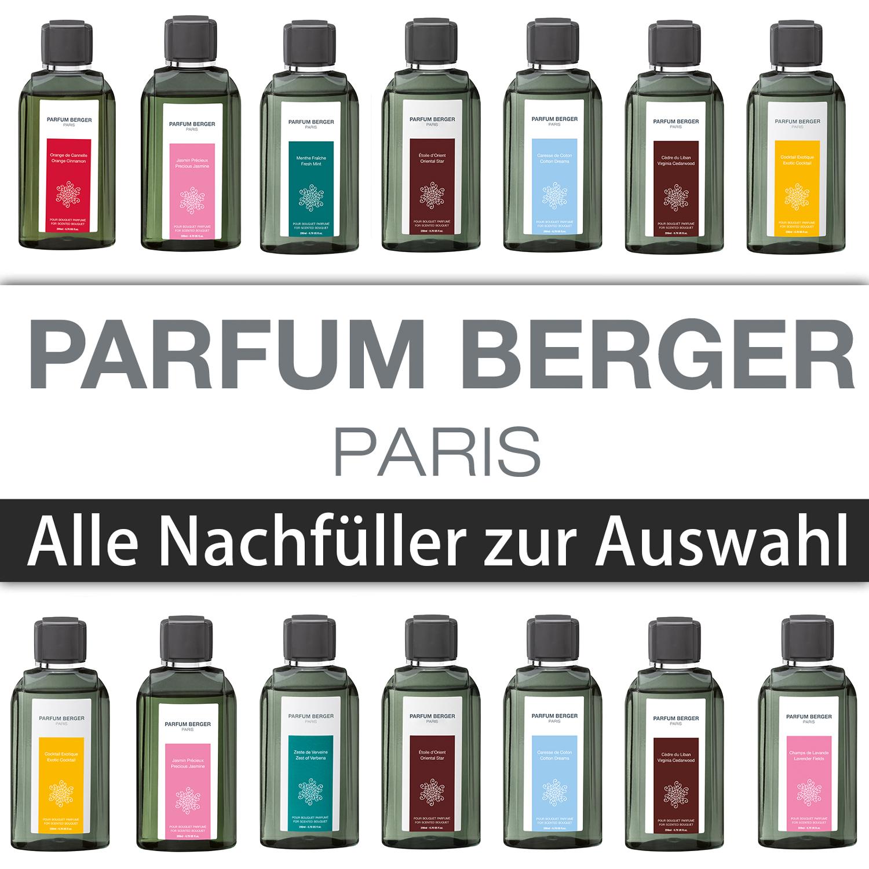 parfum berger nachf llflasche f r parfum bouquets verschiedene d fte ebay. Black Bedroom Furniture Sets. Home Design Ideas
