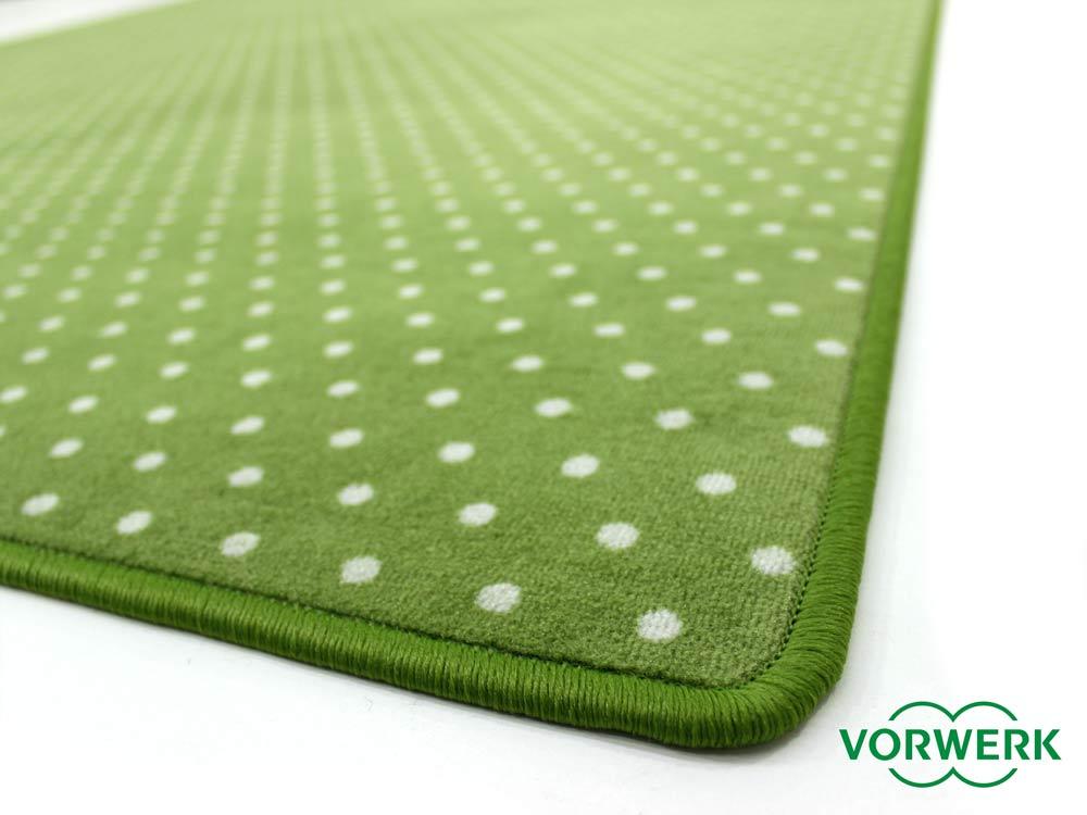 Teppichboden kinderzimmer grün  Bijou Petticoat grün Kettel Teppich | Kinderteppich 150x200 cm ...