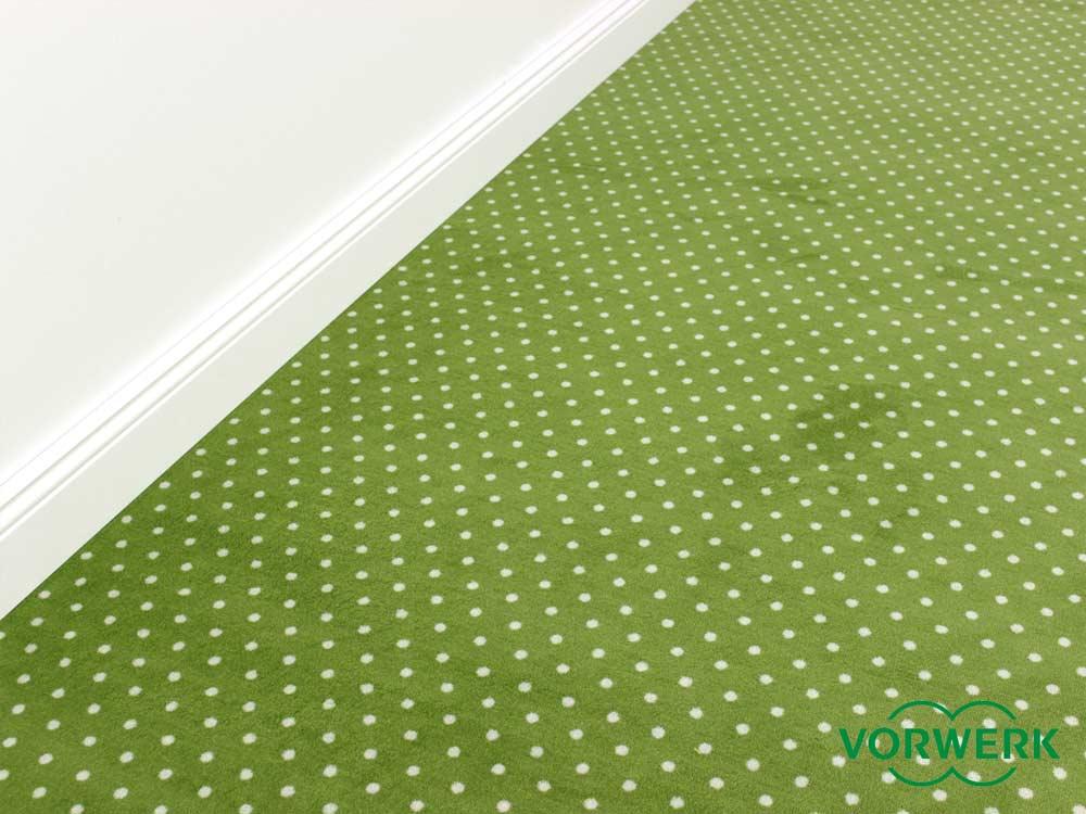 19,95 €m² Bijou Vorwerk Design Petticoat grün