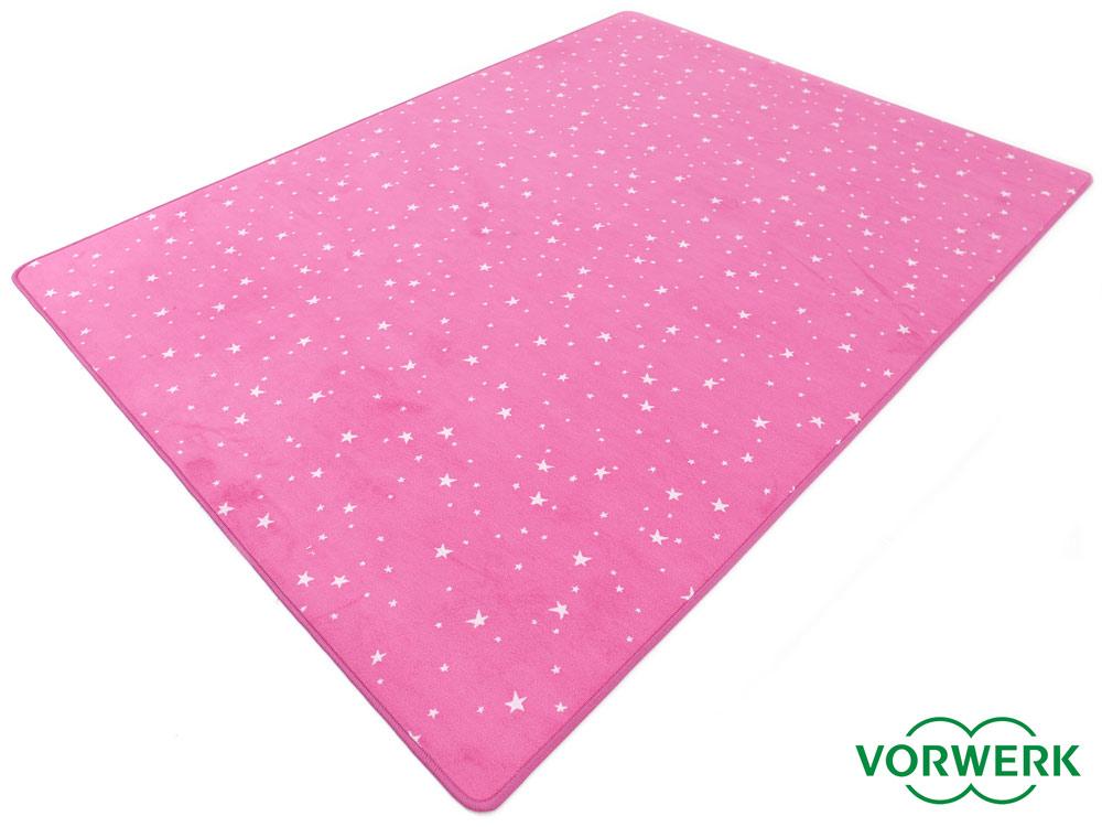 Bijou Stars Vorwerk Kettel Teppich 4 verschiedene Farben