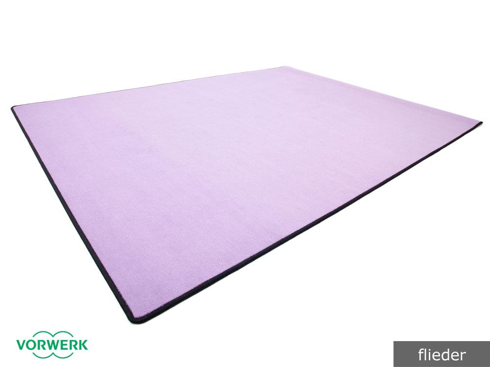 bijou flieder kettel teppich 200x400 cm vorwerk kaufen bei. Black Bedroom Furniture Sets. Home Design Ideas