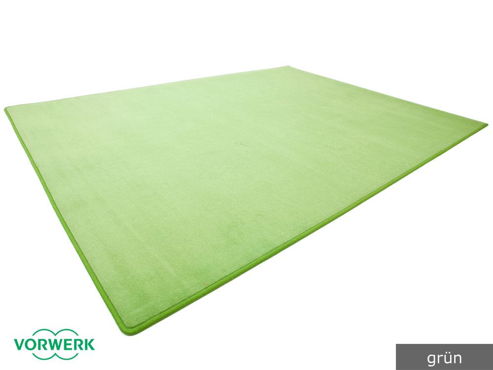 bijou grün kettel teppich verschiedene größen von vorwerk - Teppich Kinderzimmer Grun