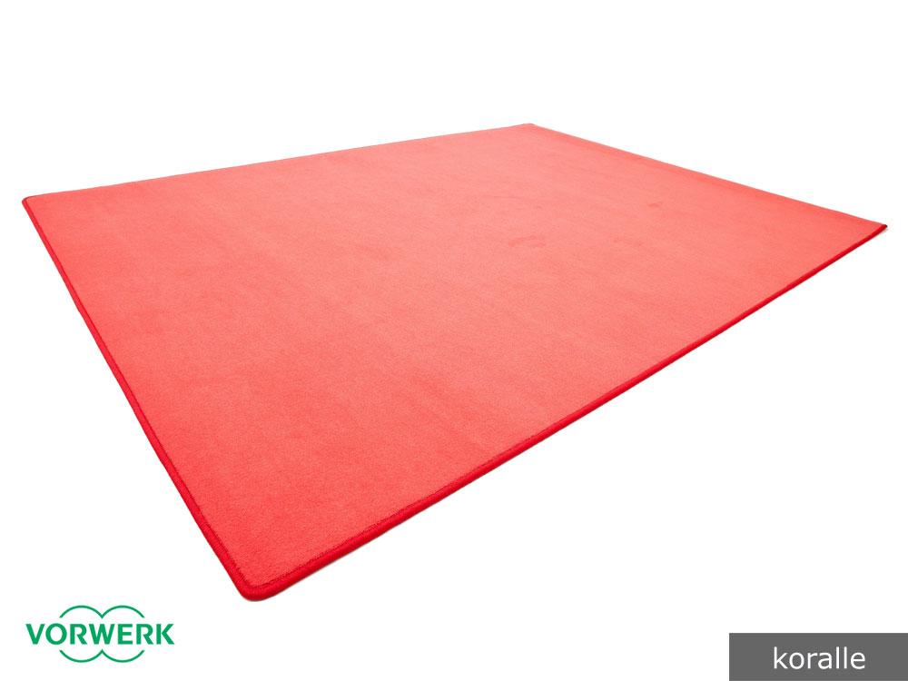 Bijou koralle Kettel Teppich 200×500 cm Vorwerk  eBay