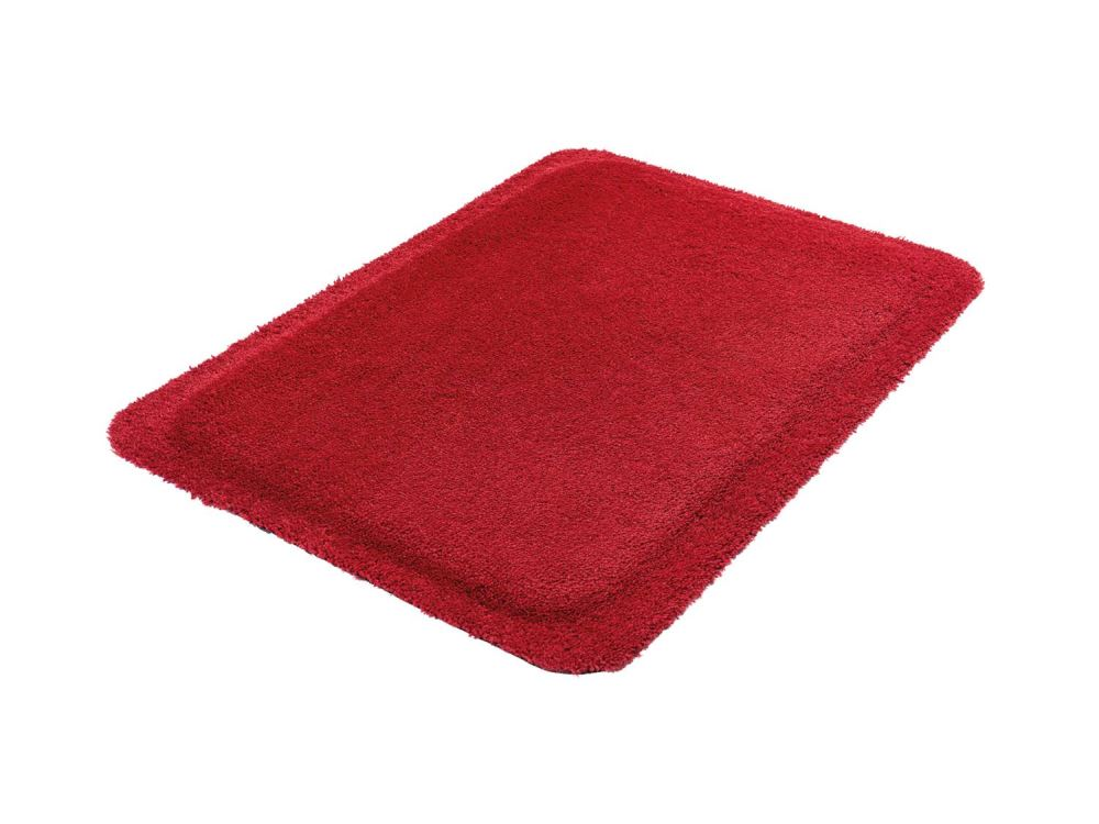 Wash+Dry Stand-On Design Monocolor Regal Red 55x78 cm