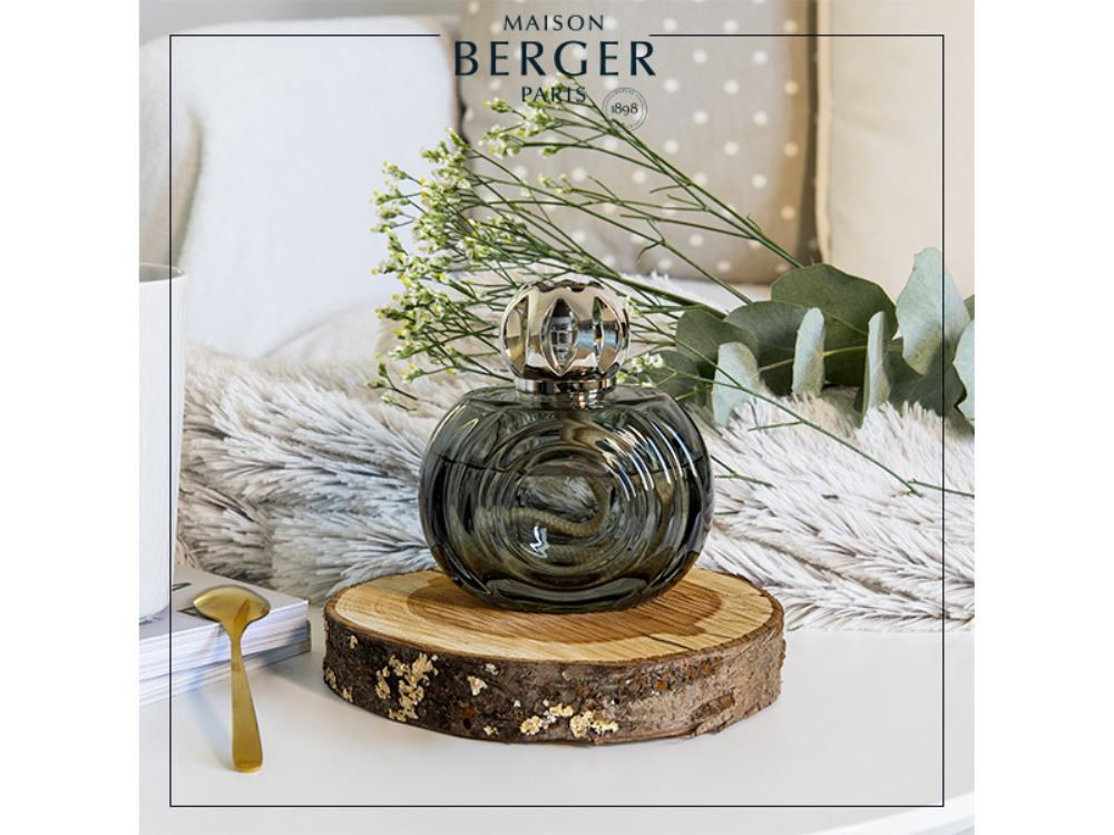 Maison Berger Paris Duftlampe 4671 | Immersion Moosgrau