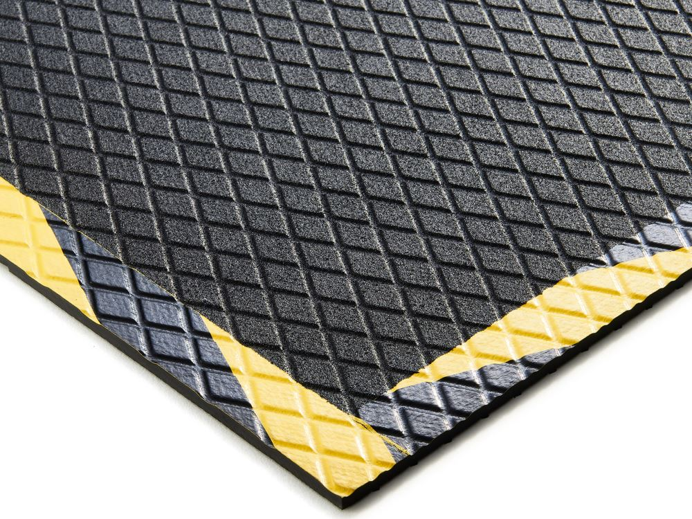 Kleen-Tex Fußmatte Kable-Mat rubber top | 40x120 cm