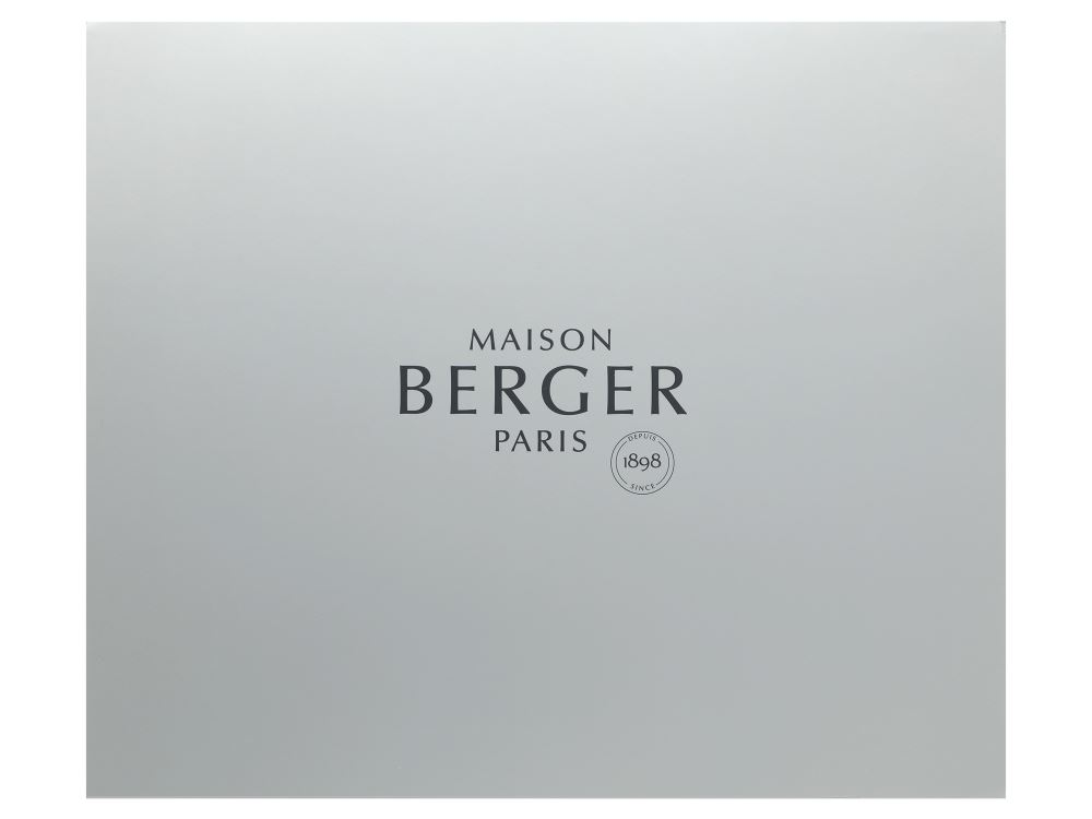 Maison Berger Paris Duftlampe 5803 | Damier Transparent Sonderedition