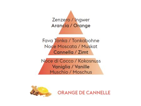 Orangenzimt Light *| Orange de Cannelle| Düfte von Maison Berger Paris